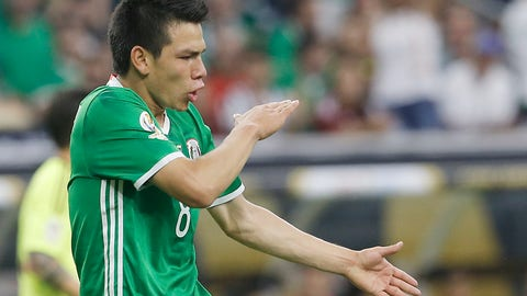 Hirving Lozano (Mexico)