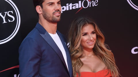 Eric Decker and Jessie James