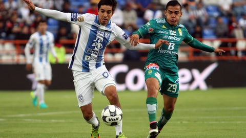MF: Rodolfo Pizarro (L)