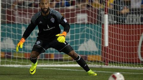 Tim Howard, goalkeeper