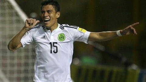 CB: Hector Moreno