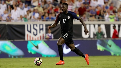 Key player for USA: Jozy Altidore