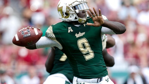 Birmingham Bowl: South Florida (10-2) vs. South Carolina (6-6)