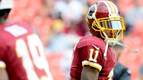 DeSean Jackson, WR, Redskins (shoulder)