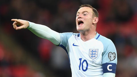 Successfully phase out Wayne Rooney