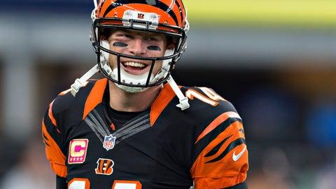 Andy Dalton, Bengals
