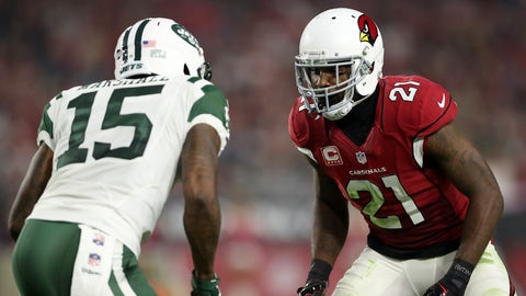 Patrick Peterson, CB, Cardinals (knee)