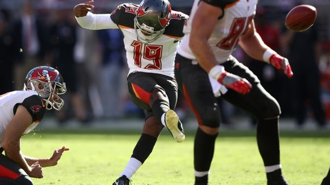 Tampa Bay Buccaneers (3-4): 3 covers ATS