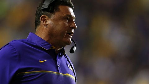The Alabama loss will cost Ed Orgeron the full-time LSU job