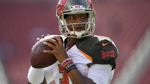 Thursday night: Falcons at Buccaneers