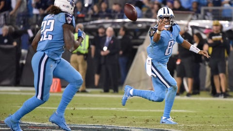 Tennessee Titans (last week: 19)