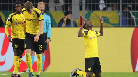 Borussia Dortmund (Previously: 9)