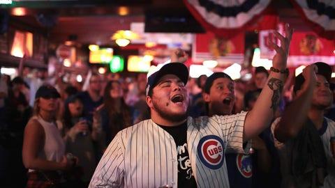 Phantom of the Sports Bar