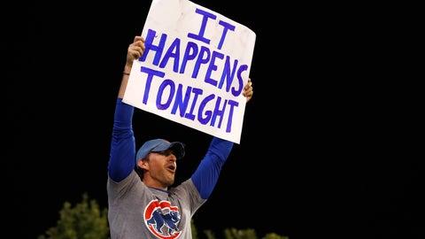 'It Happens Tonight' guy