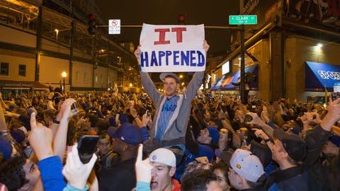 'It Happened' dude