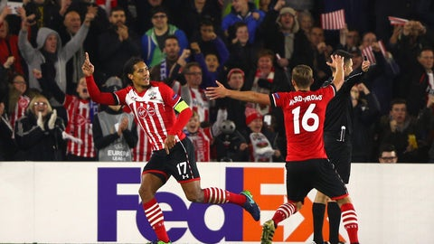 Hull City vs. Southampton (Sunday, 9:15 am)