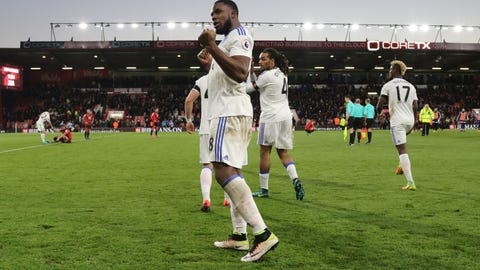 Welcome to the team, Victor Anichebe
