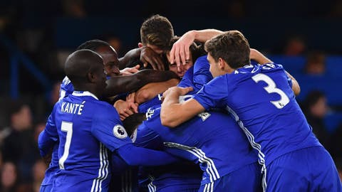 Chelsea look like the best in the league right now