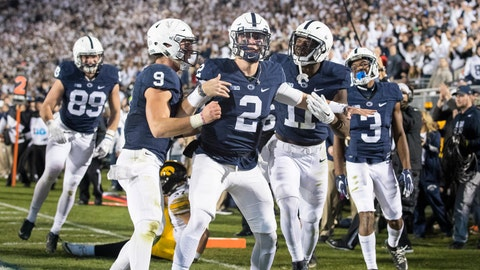 Penn State (7-2), re-rank: 12