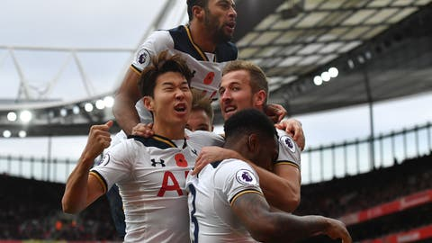 Spurs will be much happier with the result