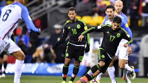 1st home World Cup qualifying loss to Mexico since 1972