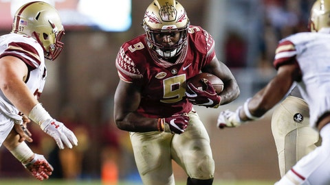 Florida State (7-3), re-rank: 18
