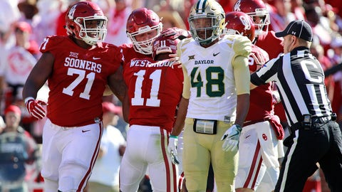 Baylor's implosion continues