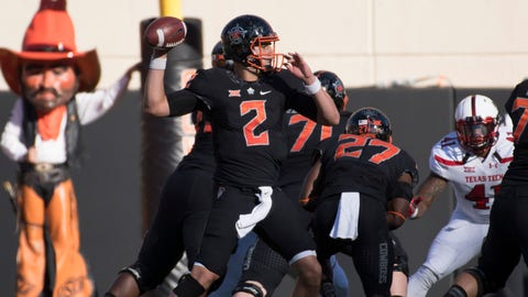 Oklahoma State's non-loss continues to loom huge