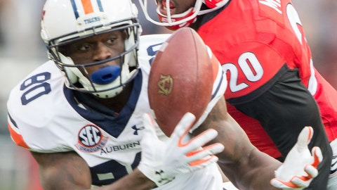 Auburn (7-3), re-rank: 24
