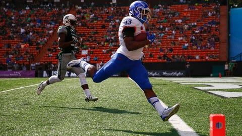 Boise State (9-1), re-rank: 25