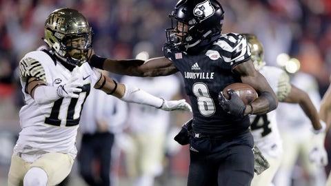 Louisville (9-1), re-rank: 4