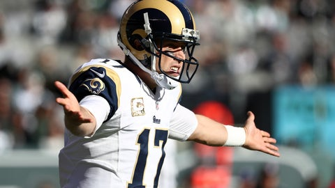 The Rams have played more than half a season with Keenum