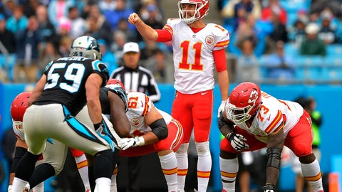 Kansas City Chiefs: Passing game