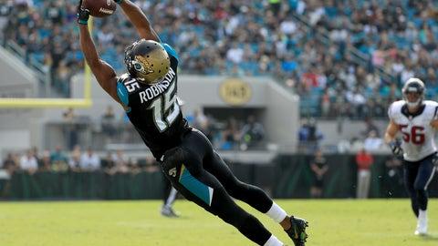 Jacksonville Jaguars—Allen Robinson's body control