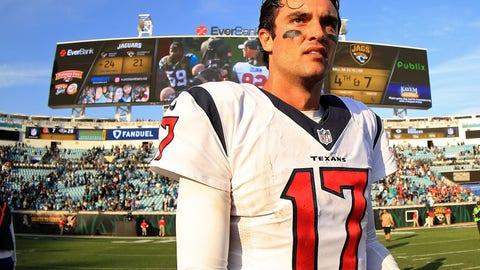 Houston Texans: Jan. 1 at Titans