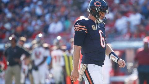 Chicago Bears (last week: 27)
