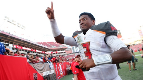Jameis Winston has inspired the Bucs