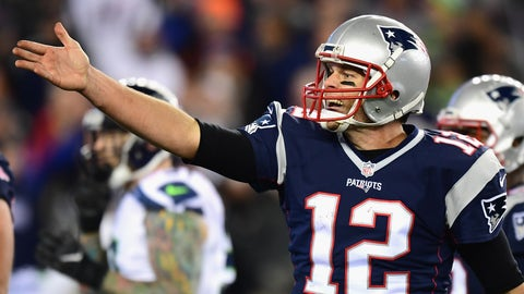 Seahawks 31 - Patriots 24
