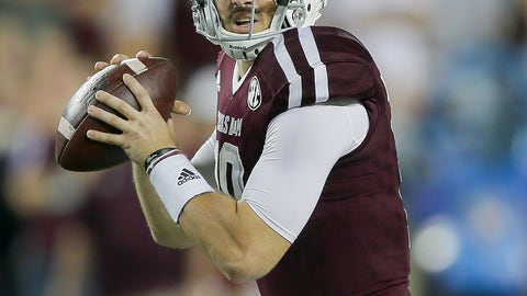 Texas A&M (8-3), re-rank: 25
