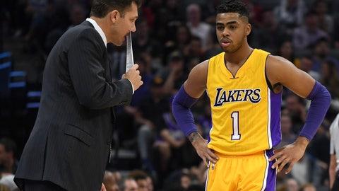Los Angeles Lakers (14)