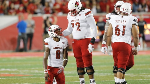 Louisville (9-2), re-rank: 13
