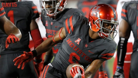 Las Vegas Bowl: San Diego State (10-3) vs. Houston (9-3)