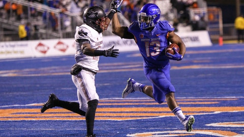 Boise State (10-1), re-rank: 23