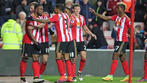 Sunderland actually impress