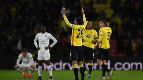 Etienne Capoue can't stop scoring