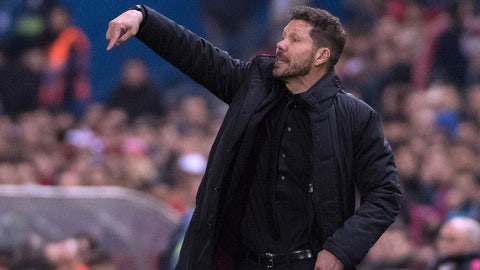 Back to the drawing board for Diego Simeone