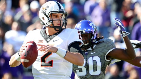 Oklahoma State (9-2), re-rank: 10
