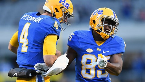Pittsburgh Panthers (8-4)