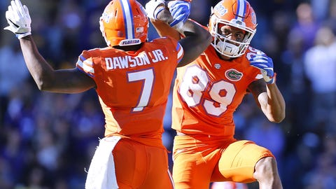 Florida (8-2), re-rank: 11