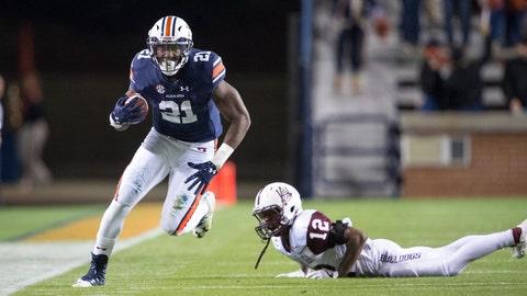 Auburn (8-3), re-rank: 18
